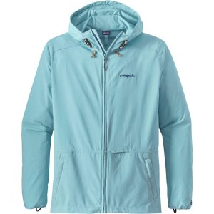 Stretch Terre Planing Hooded Jacket - Men's
