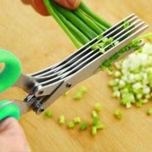 Westmark Germany 5 Blade Herb Scissors 11752280