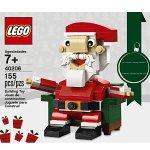 LEGO 40206 圣诞老人套装 155片