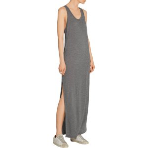Jersey maxi dress | T by Alexander Wang | US | THE OUTNET