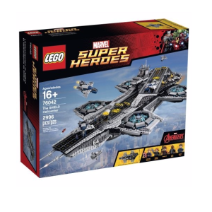 LEGO Marvel Super Heroes 76042 The SHIELD Helicarrier  by LEGO