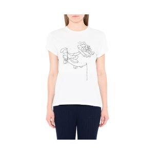 The Dandy Print T Shirt - Stella Mccartney