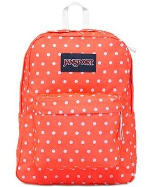 Extra 15% Off + Macy's MoneyJansport Backpack @ Macy's