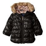 Limited Too Girls' Baby Quilted Iridescent Puffer