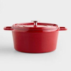 Cherry Round Dutch Oven | World Market