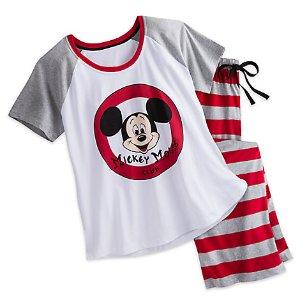 Mickey Mouse Club Pajama Set for Women | Disney Store