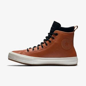 Converse Chuck II Waterproof Mesh Backed Leather Unisex Boot. Nike.com