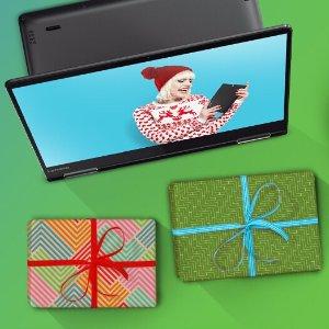 ThinkPad P51s 轻薄工作站 $854.05最后一天:Lenovo 圣诞前夕 12日优惠大促 每天一款新机优惠