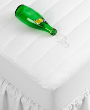 Home Design Waterproof Mattress Pads, Down Alternative Fiber Fill