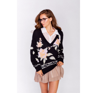 Flora Posey Sweater
