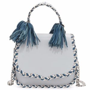 Rebecca Minkoff Chase Medium Whipstitch Saddle Bag