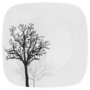 Corelle® Square™ Timber Shadows Plate | Shop World Kitchen