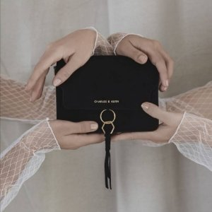 $10 Off+Free Mini Bag Charm with Orders over $120+ @ Charles & Keith