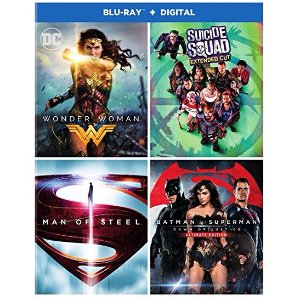 From $34.99DC Blu-ray collections