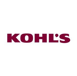 持卡用户额外7折包邮+代金券!Kohl's 全场男女服饰配件及家居商品热卖