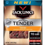 Link Snacks Jack Link's Extra Tender Steak Strips, Teriyaki, 2.85 Ounce