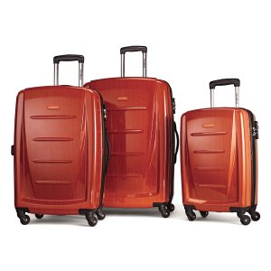 Samsonite Winfield 2 Fashion 3 Piece Spinner Set - Luggage  | eBay