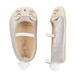 OshKosh Mouse Mary Jane Crib Shoes