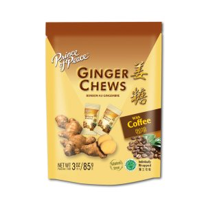 Ginger Candies (Coffee Flavor)