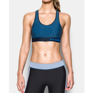 Women's Armour® Mid – Printed Sports Bra