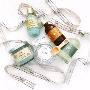 Up to 50% Off + Extra 15% OffSitewide @ Sabon
