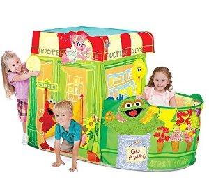 $14.08Playhut Sesame Street Hooper's Store Play Tent