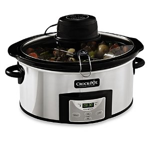 As Low As $31.99Crock-Pot® 6-Quart Digital Slow Cooker with iStir™ Automatic Stirring System