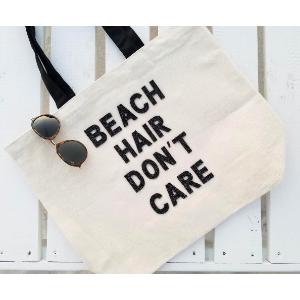 Fallon & Royce Beach Hair Don't Care Tote Bag   South Moon Under