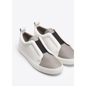Caden Leather Sneaker for Women | Vince