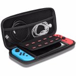Shine Hai Nintendo Switch Hard Carrying Case w/10 Game Holders