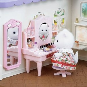 低至5折 超萌!Zulily精选森贝尔家族Calico Critters可爱玩具套装促销