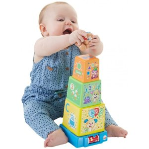 $9.98Fisher-Price Laugh & Learn 惊喜叠叠乐
