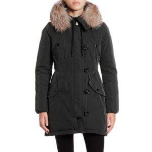 Aredhel Fur-Trimmed Jacket