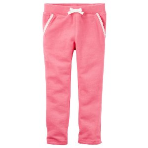 Toddler Girl French Terry Joggers | Carters.com