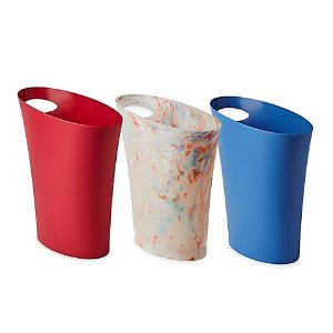 Umbra® Skinny 2-Gallon Wastebasket - Bed Bath & Beyond