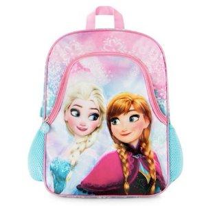 $11.24(原价$24.99)Disney冰雪女王儿童双肩包