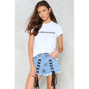 American Dream Tee | Shop Clothes at Nasty Gal!