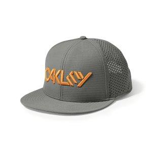 Oakley Oakley Perf Hat in WORN OLIVE
