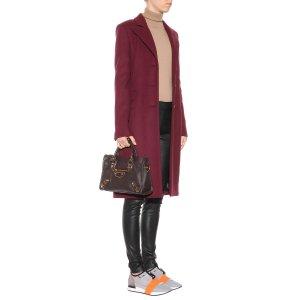 Balenciaga - Wool and cashmere turtleneck sweater