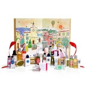 Signature Beauty Advent Calendar | Holiday Gift Set | L'Occitane