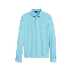 Custom Slim Fit Popover Shirt