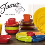 Fiesta® Dinnerware 4--pc or 5-pc. Place Setting