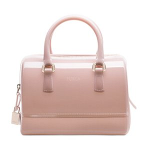 FURLA CANDY SATCHEL MINI MOONSTONE