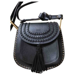 (5) black Plain Leather CHLOÉ Handbag - Vestiaire Collective