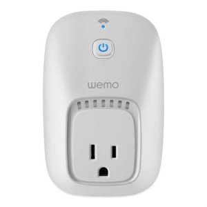 Wemo Switch Smart Plug (Certified Refurbished)