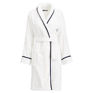 Cable Cotton Terry Robe - Sleepwear & Robes � Women - RalphLauren.com
