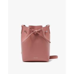 Mansur Gavriel / Mini Bucket in Blush
