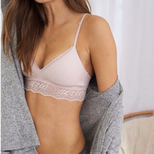 Up to 50% off + Extra 15% Off Aerie Lightly Lined Bras @ Aerie.com
