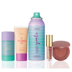 No Shower Happy Hour Athleisure Essentials | Tarte Cosmetics