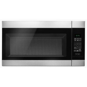 Amana 1.6 cu. ft. Over-the-Range Microwave in Stainless Steel-AMV2307PFS - The Home Depot